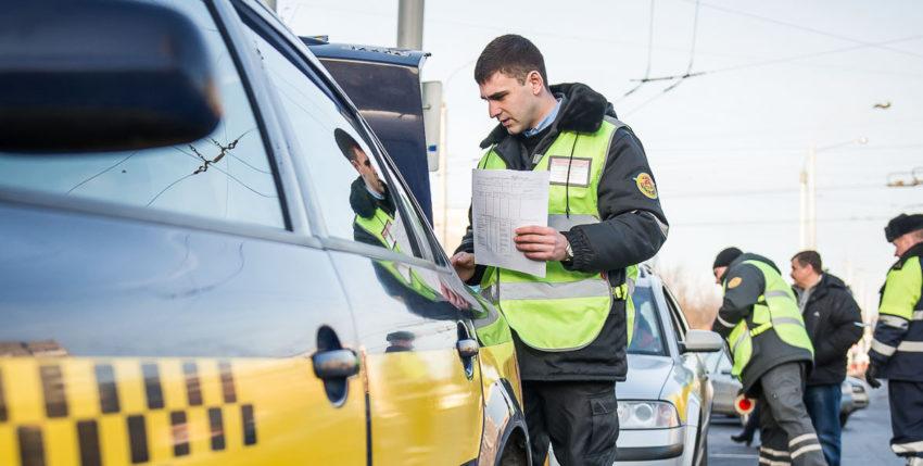 Таксисты помогли крымскому бюджету