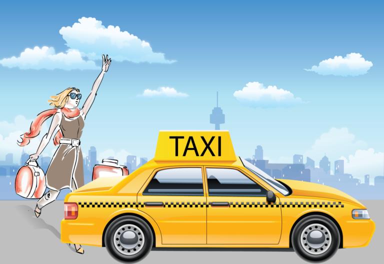 Такси по Крыму из аэропорта и жд вокзала